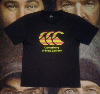 Canterbury of new zealand shirt jersey jersi
