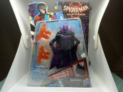 Spider Man Into The Spider Verse Marvel's Prowler
