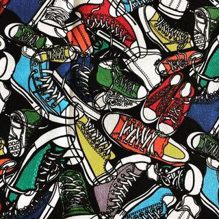 """DAQ """"sneakers"""" canvas collection"""