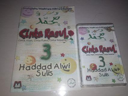 Cinta Rasul vol 3 Haddad Alwi dan Sulis