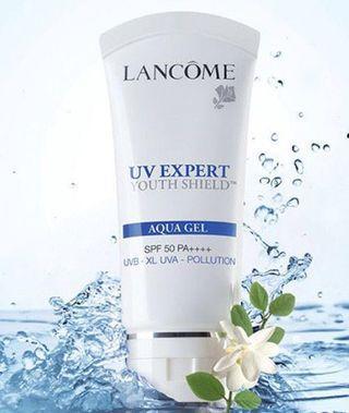 Lancôme the best UV Aqua Gel