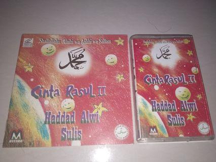 Cinta Rasul vol 2 Haddad Alwi dan Sulis