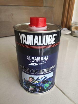 Original Yamaha Yamalube RS4GP Fully Synthetic Engine Oil