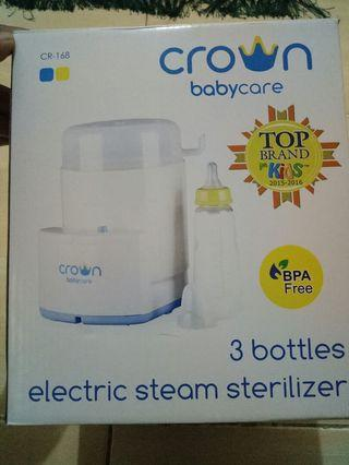 Sterilan botol crown