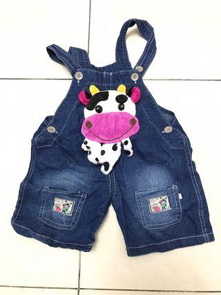 Overall Anak jeans