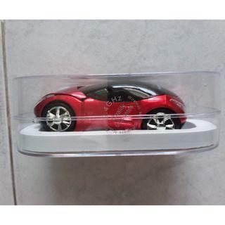 Wireless 2.4Ghz optical red sports car mouse (BNIB) #EndgameYourExcess