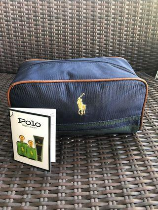 Polo Ralph Cosmetic Bag