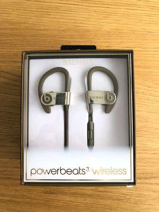 Balmain Powerbeats Wireless