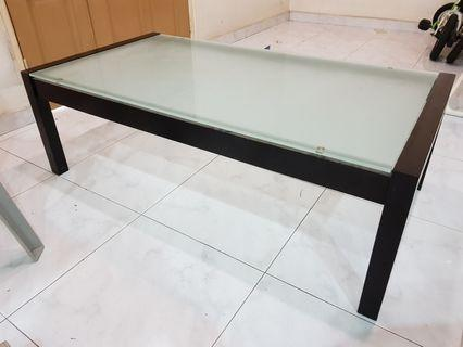 🚚 Preloved coffee table for sale