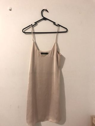 59545fd44236 nude dress xs | Clothes | Carousell Australia