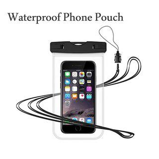 PVC Waterproof Phone Pouch Swimming Bag