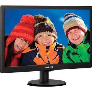 Philips 18.5 inch LCD LED Monitor PL-193V5LHSB2