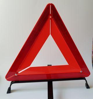 🚚 Breakdown Sign-Warning Triangle #EndgameYourExcess
