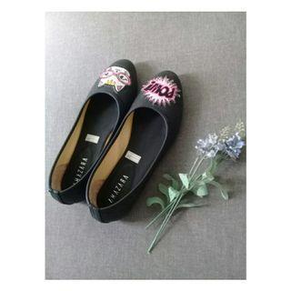 Flat shoes amazara