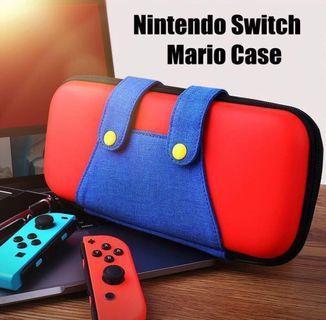 Nintendo Switch Mario Hard Casing