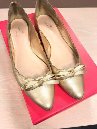Authentic Kate Spade Flat Shoes