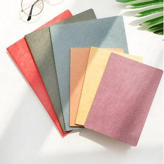 [Instocks] B5 Candy Colored Notebooks