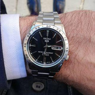 [BNIB] Seiko 5 Automatic SNKE01 SNKE01K1 SNKE01K Men's Watch