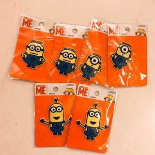 <包郵> 小黃人磁石貼 Minions Magnet