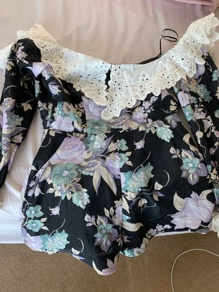 55a916b779 Alice mccall playsuit size 4