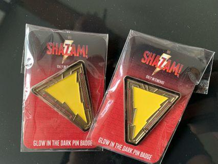 DC沙贊Shazam pin