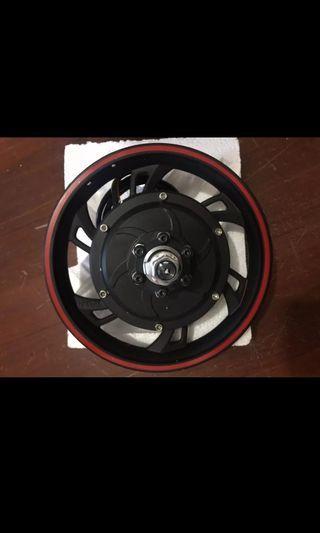 Brushless 12 inch 60/72 v 1000watt