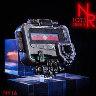 PO: NRTOYS NR16 1:1 scale Beeper (Nick Fury page out to Captain Marvel Device)