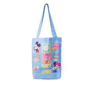 🚚 Mickey Go Local - Swee Lah Canvas Tote