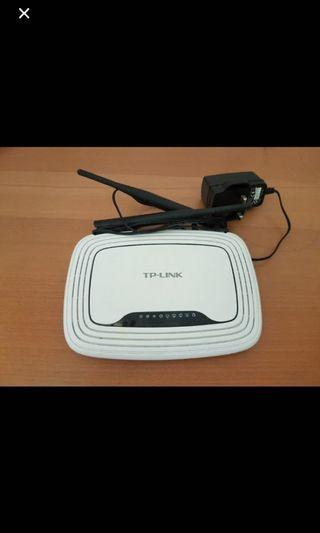 🚚 TP-Link Wireless Router
