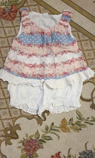 Set from Korea 6 mos above