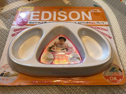 Edison 食盤 BLW 適用