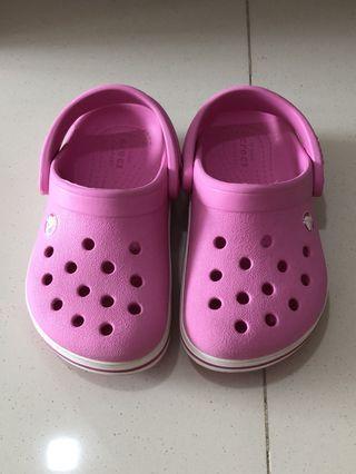 Crocs sandals for girls