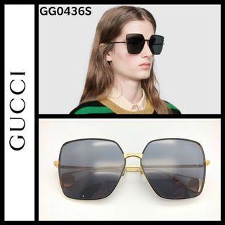 Gucci GG0436s 2019 spring model sunglasses