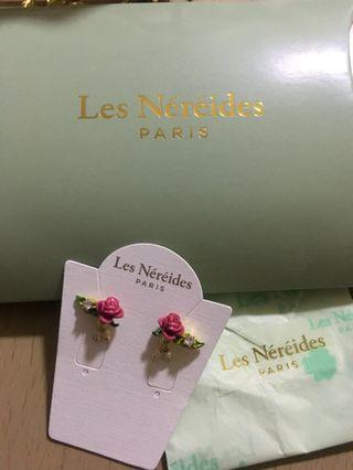 Les Nereides Earrings 耳環