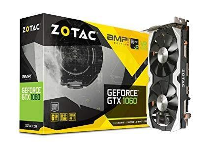 🚚 ZOTAC GeForce® GTX 1060 AMP! Edition 6GB