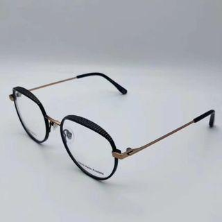 Jimmy Choo Round studded glasses
