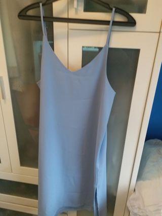 韓國品牌吊帶背心裙