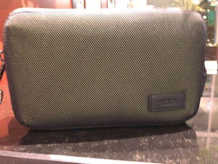 Tumi Clutch Bag