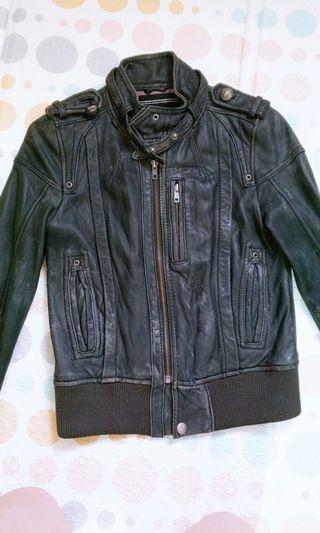 TOUGH Leather Jacket