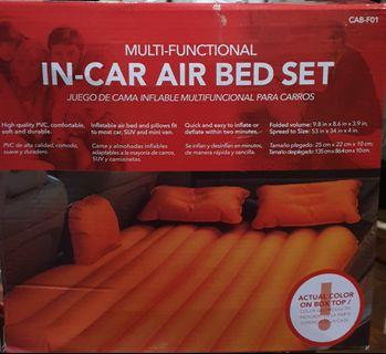 In-Car Airbed set