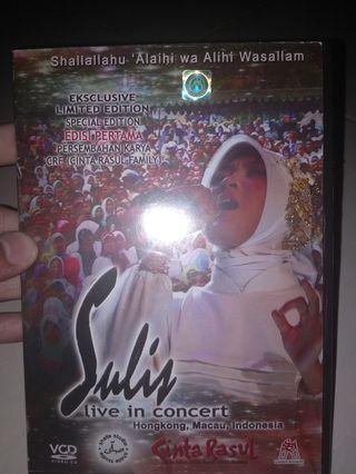 Cinta Rasul Sulis (Live in Concert)