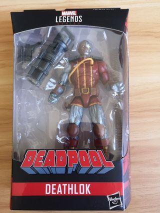🚚 Marvel Legends Sasquatch Wave Deathlok NO BAF