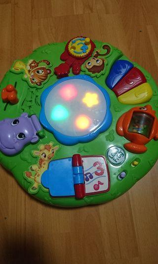 BB音樂互動學習玩具