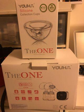 優合 the one 奶泵連the one cup