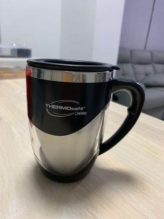 Thermoscafe stainless steel office cup