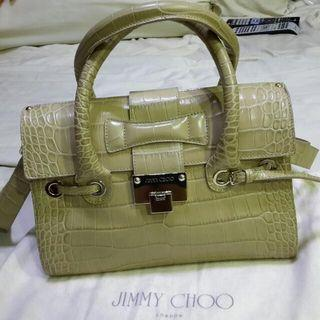 🚚 Authentic Pre-loved Jimmy Choo Bag