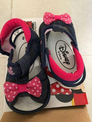 🚚 Baby Shoes minnie mouse