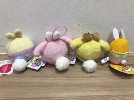 Sanrio Easter Plush - Guess who's who
