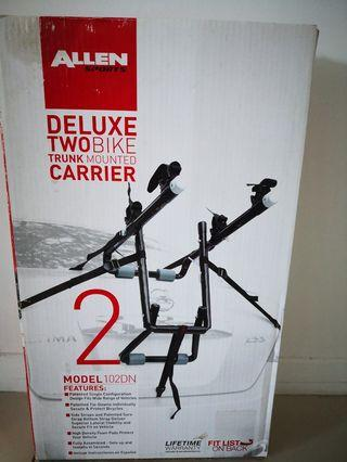 Brand New 2 bicycle car rack for sale