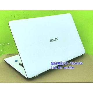 New240SSD ASUS X751MD N3540 4G DVD Independent Video Card 17inch laptop ''sendfar second hand'' 聖發二手筆電
